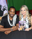 Natalie Skyy and Anthony Montgomery