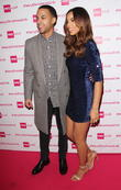 Rochelle Humes, Marvin Humes, Batemans Row, London City,