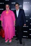 Kim Hastreiter and David Hershkovits