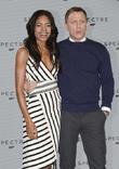 Naomi Harris and Daniel Craig