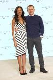Naomie Harris and Daniel Craig