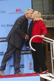 Nick Cassavetes and Gena Rowlands