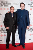 Timothy Spall and Rafe Spall