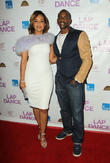 Lisaraye Mccoy and Keith Robinson