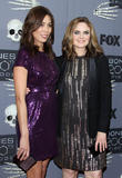 Micheala Conlin and Emily Deschanel