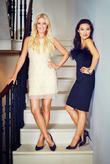 Denise Van Outen and Lucy Choi
