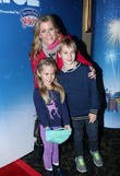 Alison Sweeney, Ben Sanov and Megan Hope Sanov