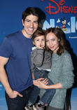 Brandon Routh, Courtney Ford and Leo James Routh