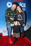 Joey Fatone, Kelly Baldwin and Kloey Fatone