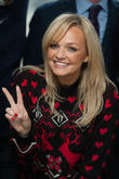 Emma Bunton And Nicola Roberts Visit Children's Hospital