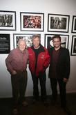 Henry Buhl, Jon Bon Jovi and David Bergman