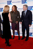 Kerry Kennedy, Grace Hightower and Robert De Niro