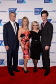 Robert F. Kennedy Jr., Cheryl Hines, Rachael Harris and Christian Hebel