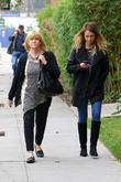 Jessica Alba and Catherine Jensen