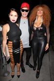 Lloyd Klein, Afida Turner and Ruby Palm
