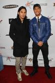 Steven Skyler and Najee De-tiege