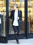 Kaley Cuoco shopping in Beverly Hills