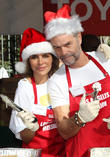 Lisa Rinna and Harry Hamlin