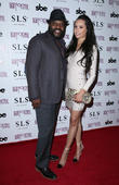 Chad Coleman and Pam Moran