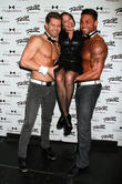 Didi Conn and Chippendales
