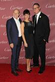 Patrick Stewart, Carla Gugino and Matthew Lillard