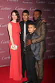 David Oyelowo and Family