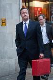David Cameron and Craig Oliver