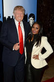 Donald Trump and Keshia Knight Pulliam