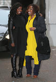 Chizzy Akudolu and Petra Letang