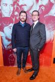 Andrew Haigh and Jonathan Groff