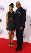 James Pickens and Kelly McCreary