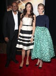 Forest Whitaker, Famke Janssen and Maggie Grace