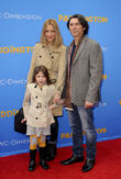 Lou Diamond Phillips and family