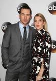 Lily Rabe and Barry Sloane