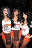 Hooters Manhattan Vip Press and Party