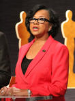 Academy President Cheryl Boone Isaacs Addresses The Lack Of Diversity In This Year's Oscar Nominations