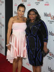 Paula Newsome and Octavia Spencer