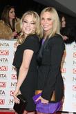 Samantha Womack and Rita Simons