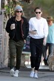 Kristen Stewart and Alice Cargile