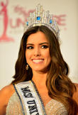 Miss Colombia and Paulina Vega