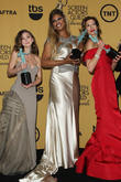 Kimiko Glenn, Laverne Cox and Alysia Reiner