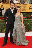 Tom Cullen and Tatiana Maslany