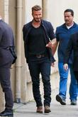 David Beckham Stunned By Restroom Jack Nicholson Meeting