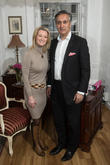 Gillian Taylforth and Dr. Aamer Khan