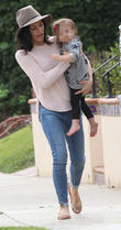Jenna Dewan and Everly Tatum