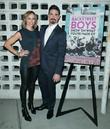 Backstreet Boys, Mandy Richardson and Kevin Richardson