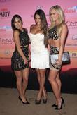 Brie Bella, Nikki Bella and Summer Rae