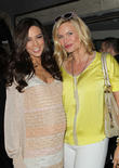 Terri Seymour and Natasha Henstridge
