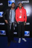 Michael Strahan and Wiz Khalifa