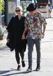 Ashlee Simpson and Evan Ross
